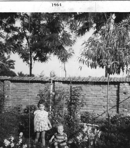 bei der Stemper-Oma im Plumegärtl