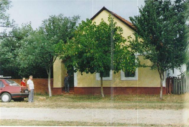 das Haus der Stempers in der Mitterschgass