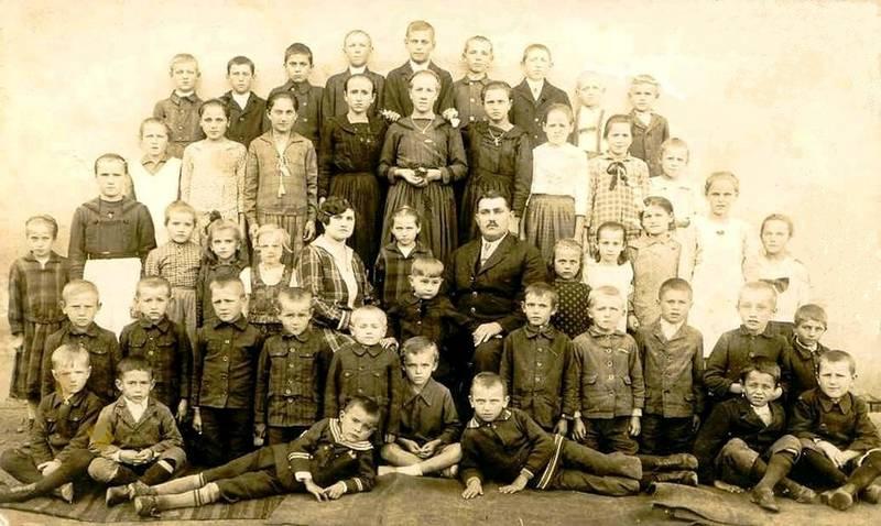 Mayer Geza und Peter-Onkel 1928-29