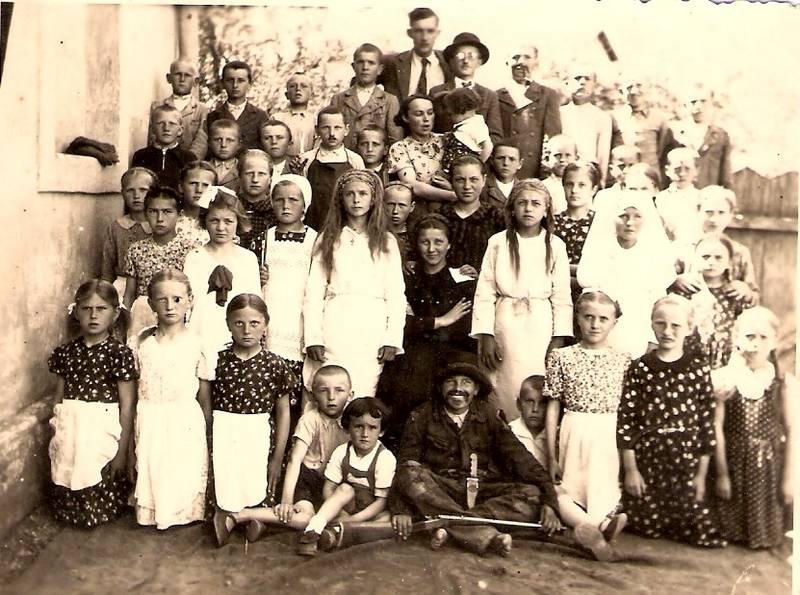 Grenzner Franz u Mama um 1938/39
