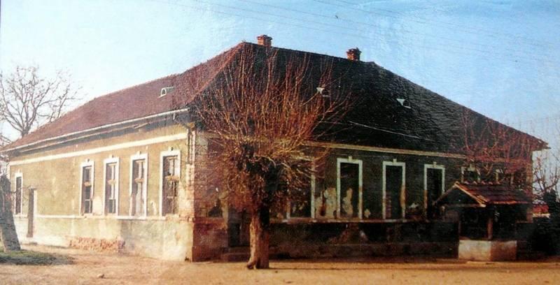 Schule in Eichenthal