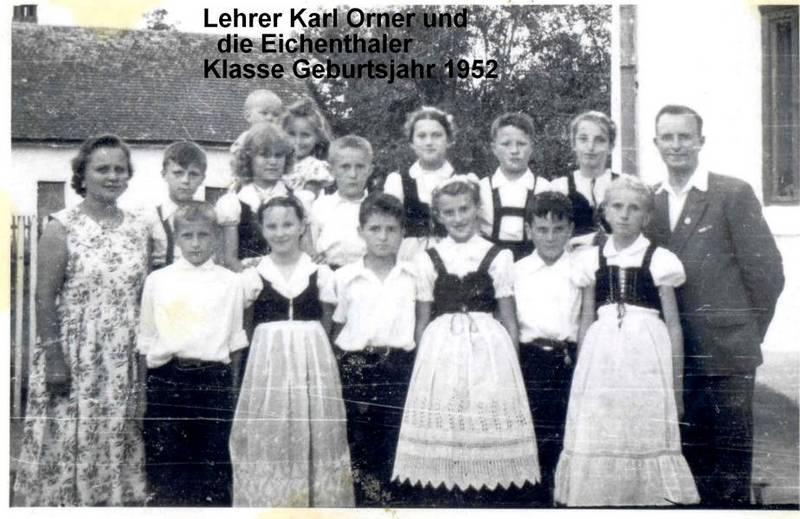 Klassenkollegen 1952