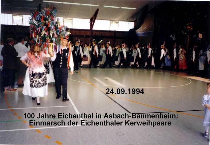 einmarsch 1994