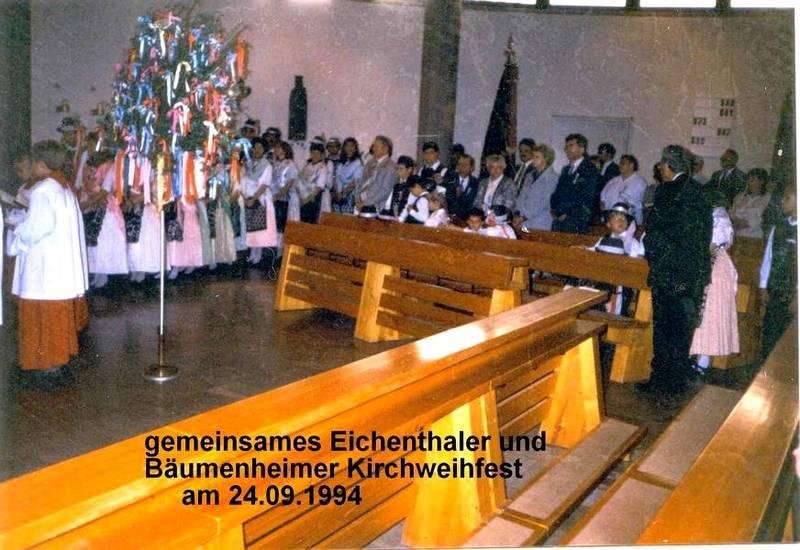 in kirche