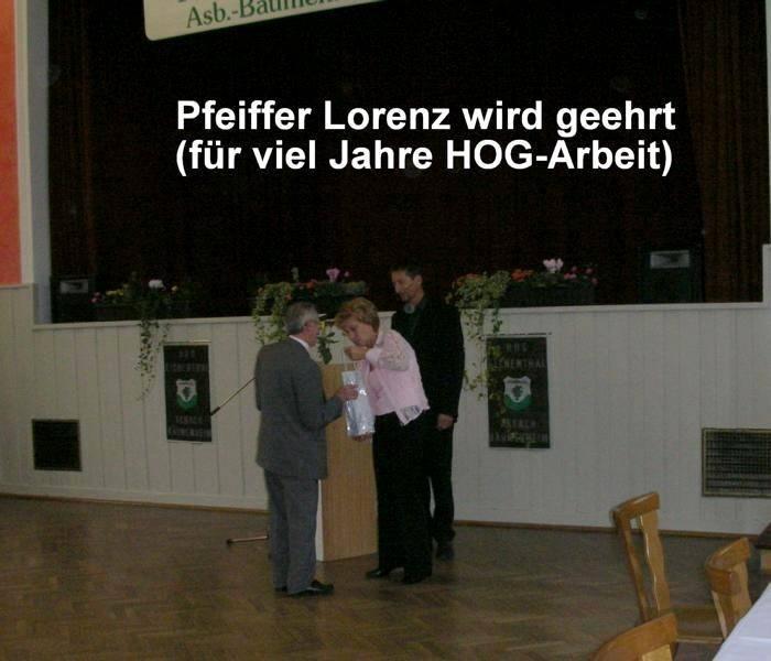 hog ehrt lorenz