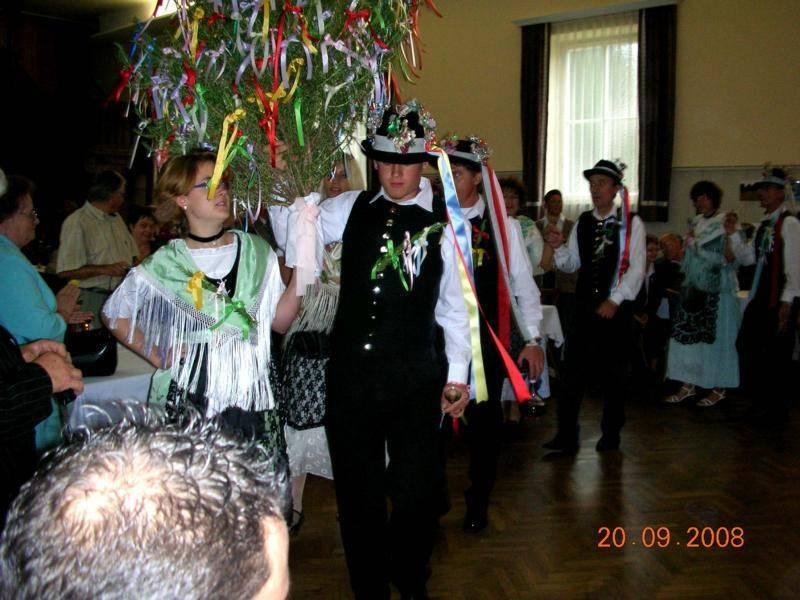 einmarsch 2008