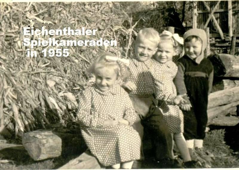 Nachbarskinder 1955