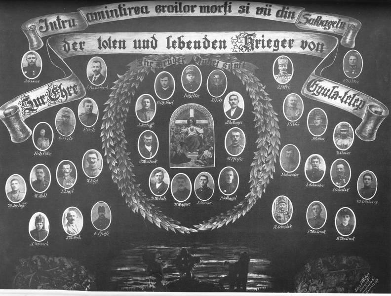 Eichenthaler_Tote_und_Lebende im Ersten Weltkrieg