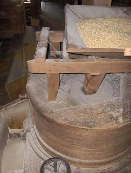 maiskörnermühle