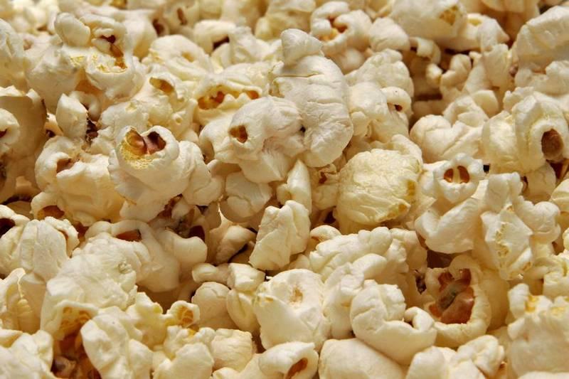Patschkukuruz Popcorn