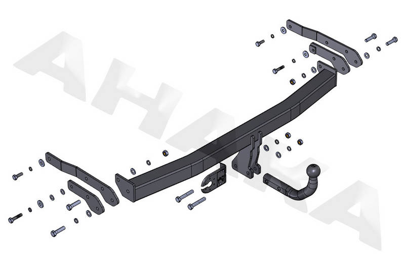 attelage renault grand scenic iii break 09 faisceau 7 br relais radars de recul ebay. Black Bedroom Furniture Sets. Home Design Ideas