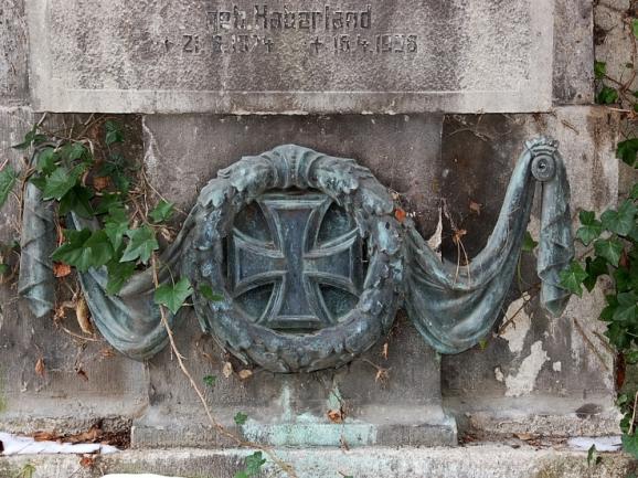 Kuperkreuz Friedhof Meerane