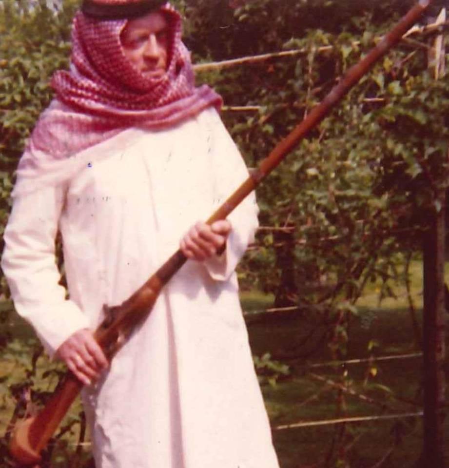 Beduinengewehr