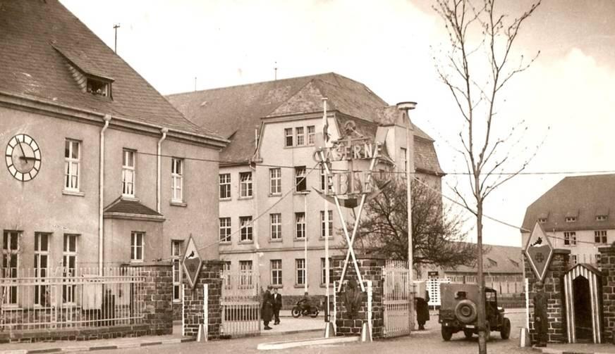 Caserne Eblé Coblence