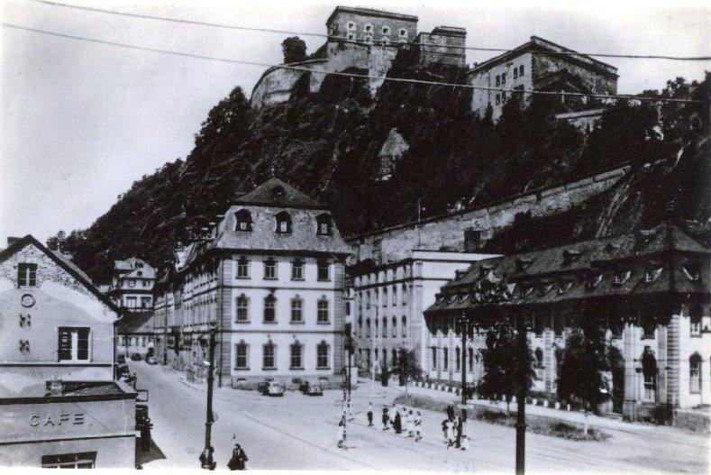 Caserne Ecrite Koblenz-Ehrenbreitstein