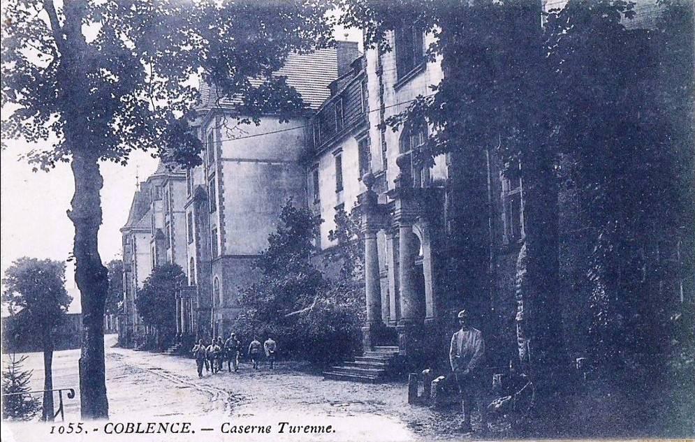 Caserne Turenne Coblence