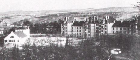 Erzherzog Friedrich Kaserne Koblenz Karthause