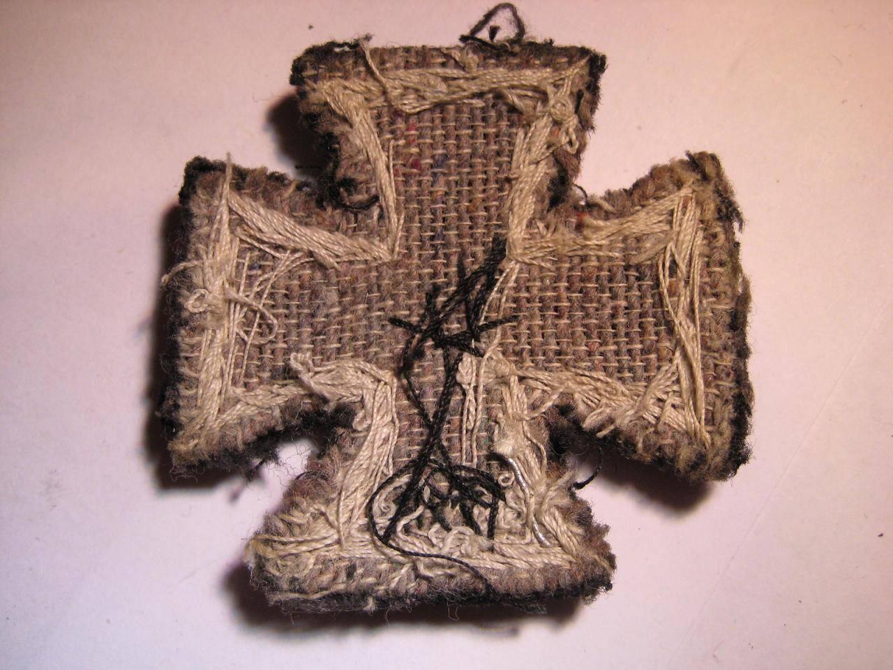 Eisernes Kreuz 2. Weltkrieg Stoff