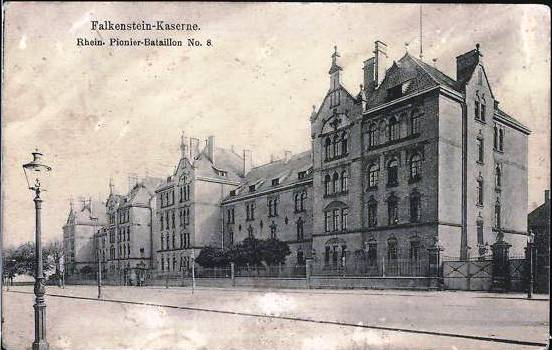 alter Falckenstein Kaserne Koblenz