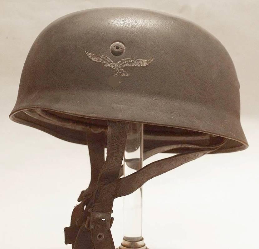 FJ-Helm 38, Fallschirmjäger-Helm 1938,Helm für Fallschirmschützen 1938