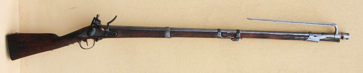 französisches Dragonergewehr