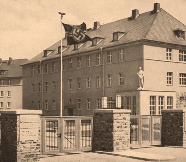 Gneisenau Kaserne Koblenz-Horchheim
