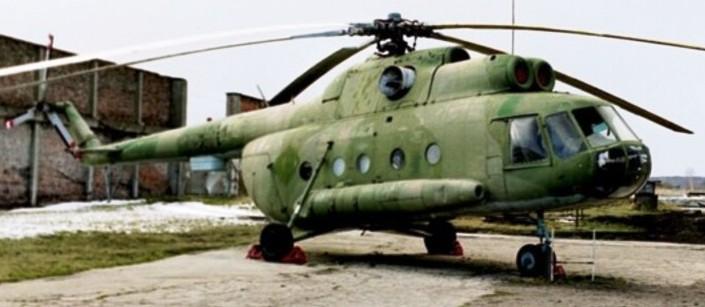 Hubschrauber Mi 8