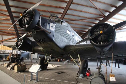 Ju 52 Wunstorf Museum