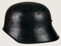 Stahlhelm M18 ohne Vorderschirm (Panzerfahrer)