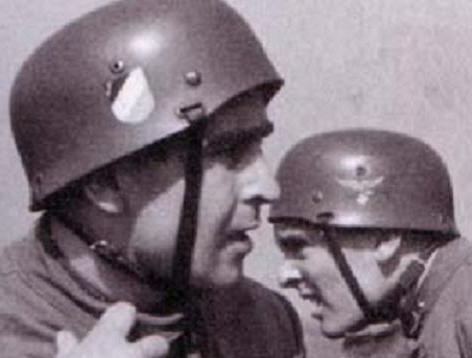 Fallschirmjägerhelm 1936