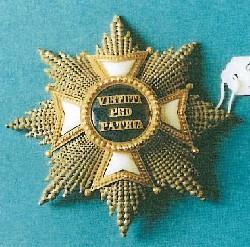 Bayern, Militär-Max-Josephs-Orden, Bruststern d. Großkreuze, um 1900