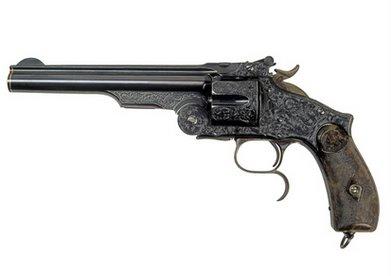 Revolver Remington Converion 1859