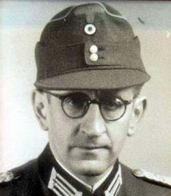 Major Herbert Strobel - Brücke von Remagen - Standgericht Rimbach-Oberirsen
