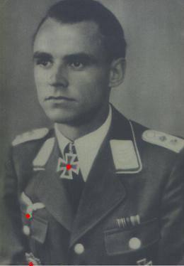Ritterkreuzträger Wolfram Stonk