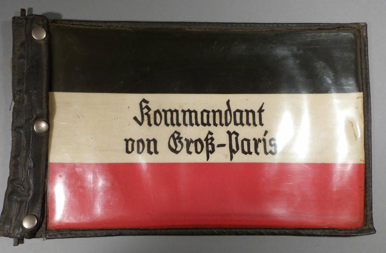 Stander Kommandant Groß-Paris