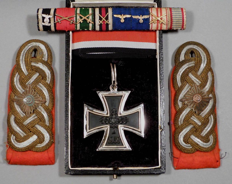 Ritterkreuz Generalleutnant Boineburg-Lengsfeld