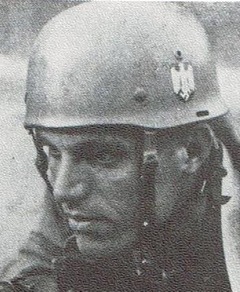 Fallschirmjägerhelm 1937 1. Modell (Fallschirm-Infantertie)