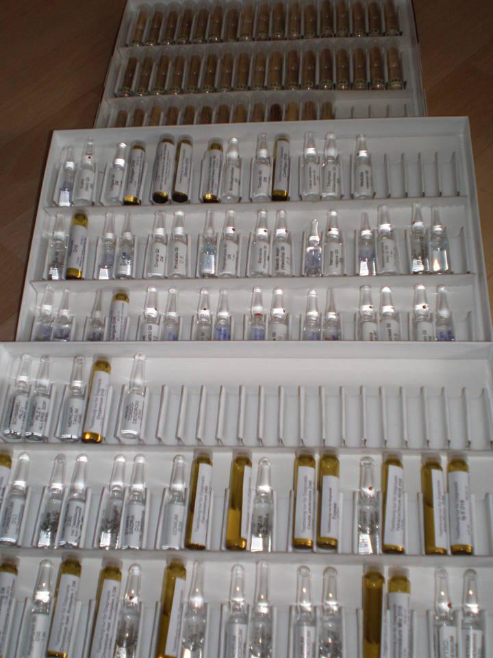 Die Bioresonanztherapie gegen die Parasiten in nowossibirske