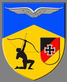 Wappen Reservisten Arbeitsgemeinschaft (RAG) Flugabwehr