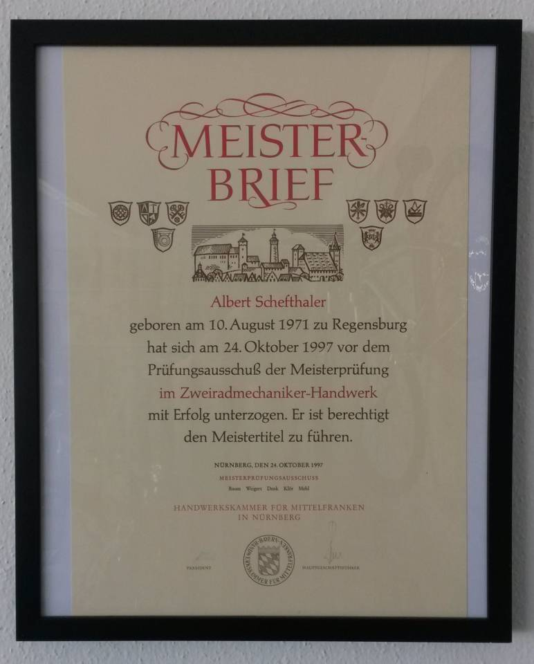Schefthaler Regensburg