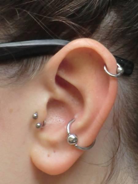 Ohrringe stechen villingen