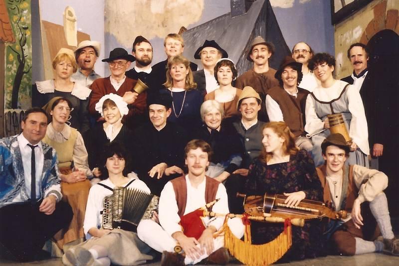 Die Truppe 1987