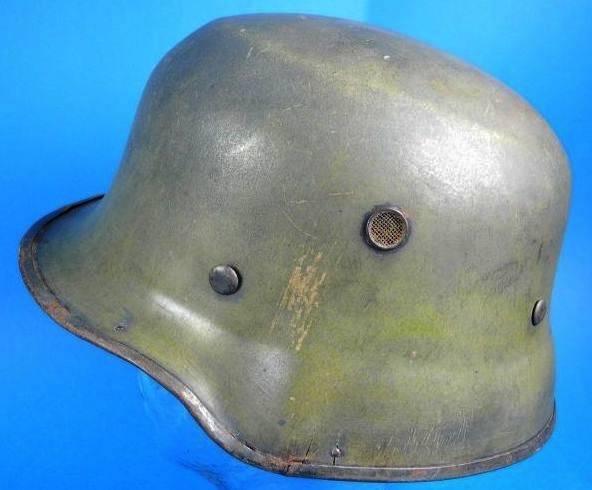Paradehelm Reichswehr Vulkanfiber