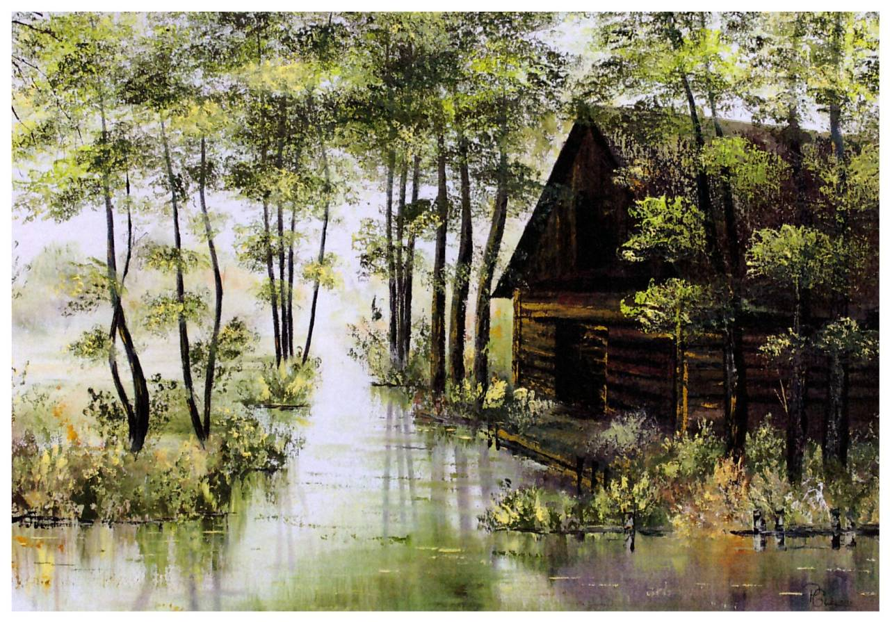Petra Gwosch Hobbymalerin