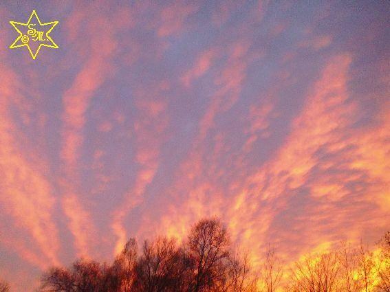 Offenbarung der himmlichen Regierung; Silberglanz; Gold und Feuer
