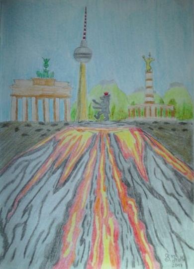 Der Berliner Vulkan - S.J.M. (c)