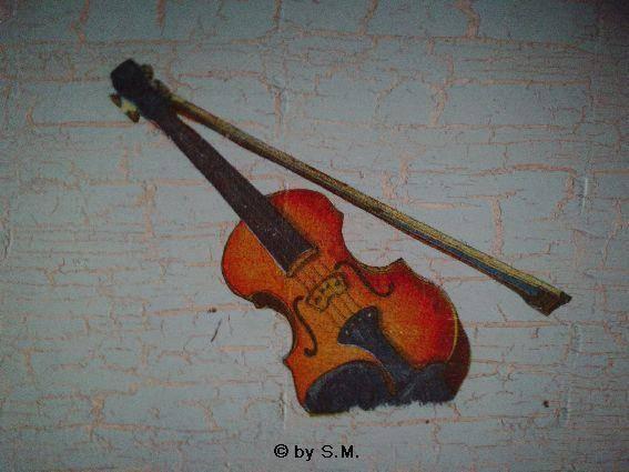 Engelsgeflüster - Violinenspiel des Schöpfers; Es darf auch eine Geige sein!!