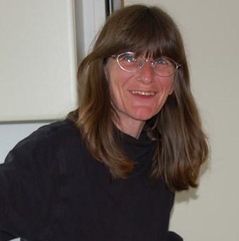 Geschäftsinhaberin Heidi Brunner