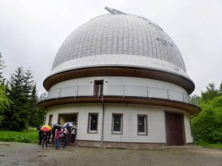 Karl-Schwarzschild-Observatorium mit 20-m Kuppel