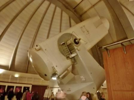 """Tautenburger 2-m Universal Spiegelteleskop """"Alfred-Jensch-Teleskop"""""""
